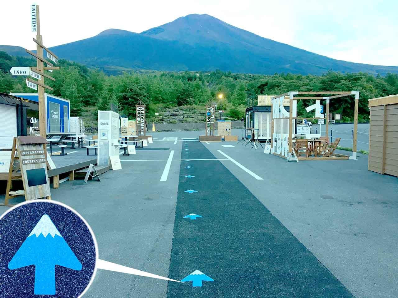 Mt.FUJI TRAIL STATION